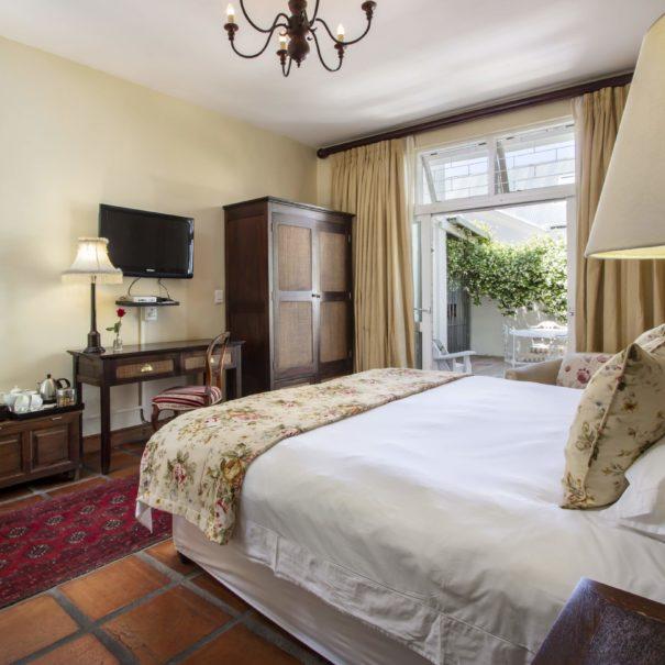De Hoek Manor - Garden Room