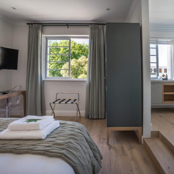Rozenhof Villas Mountain View Room