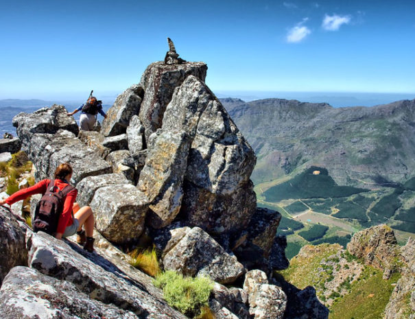 Stellenbosch Jonkershoek Guided Hike
